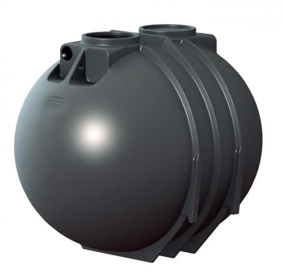Zesílená jímka na vodu BlackLine II 7600 l