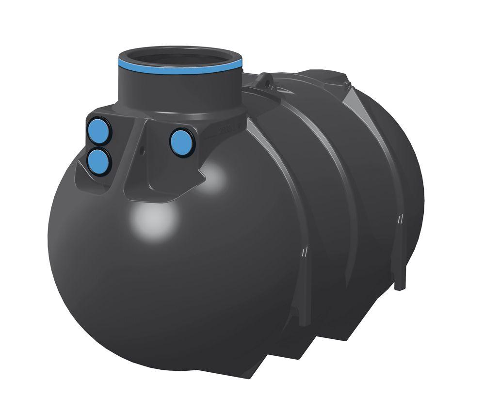 Podzemní nádrž na dešťovou vodu 2600 l - BlueLine II