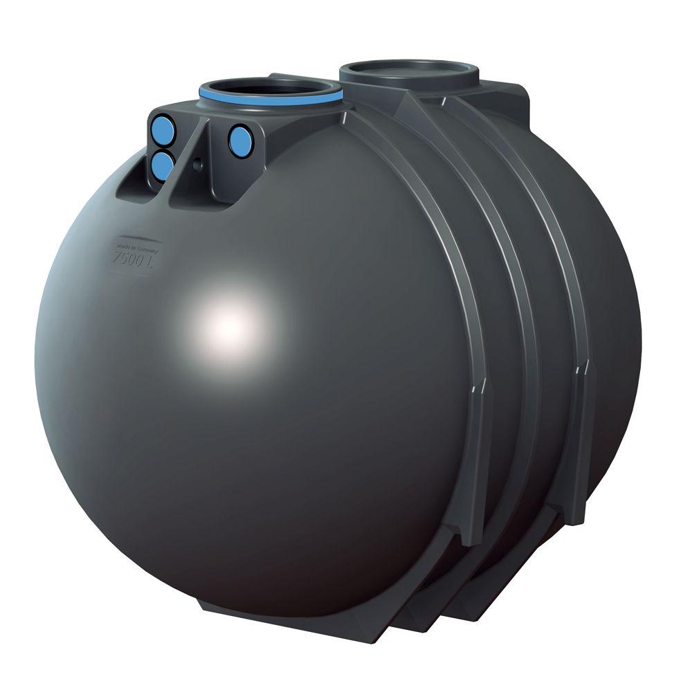 Podzemní nádrž na dešťovou vodu 7600 l - BlueLine II