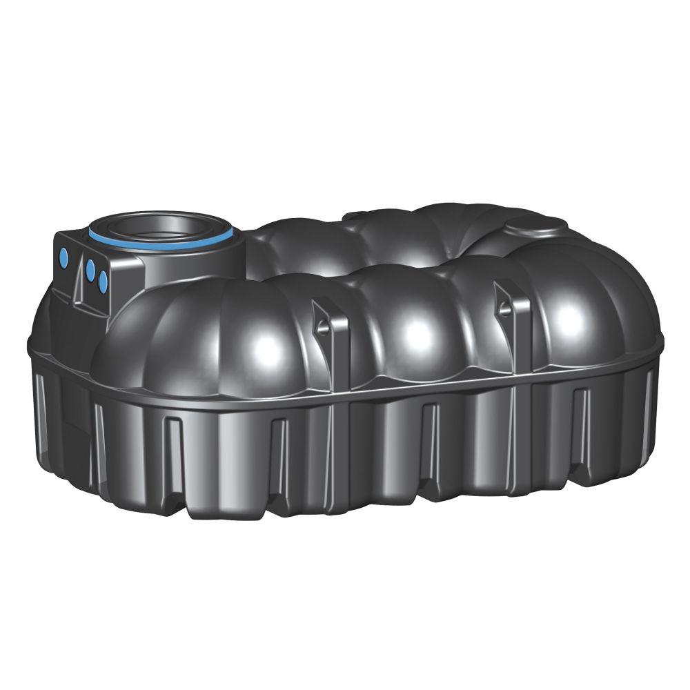 Plastová samonosná nádrž NEO 7100 l
