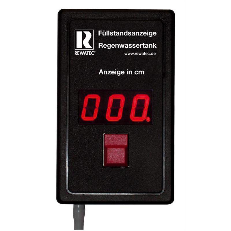 Elektronický ukazatel výšky hladiny