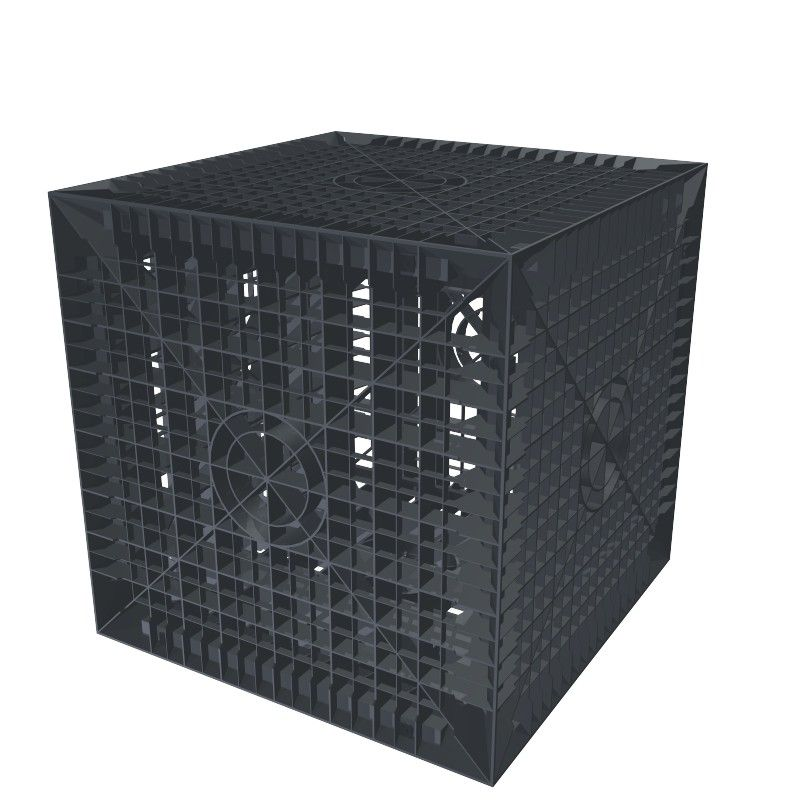 Vsakovací box 205 l