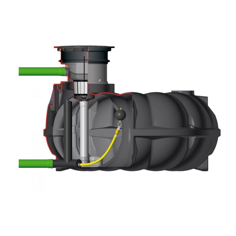 Retenční nádrž NEO 7100 l