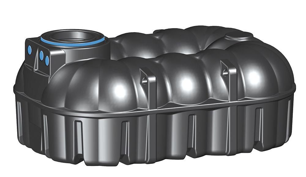 Septik s lamelovým filtrem NEO 7100 l