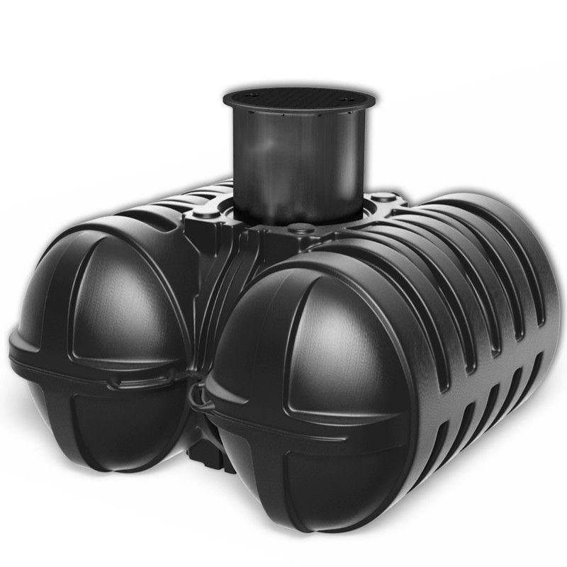 Nádrž Roth Twinbloc 5000 l s filtračním košem